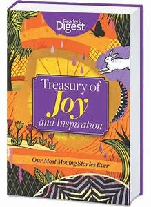 A Grateful Book Review: Reader's Digest Treasury Of Joy ...