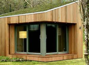 Green Roof with Shed