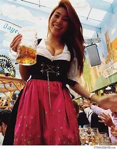 The Girls Of Oktoberfest – Strange Beaver