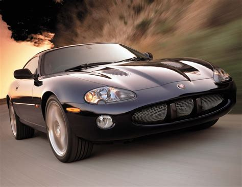 jaguar xk coupe   facelift