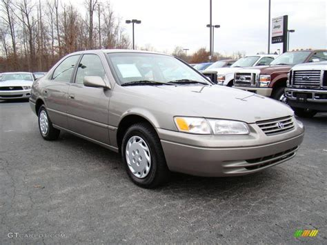 toyota camry colors 1998 toyota camry le colors