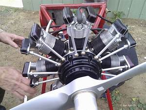 May- 7 Cyl Radial Engine