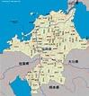 Fukuoka Map - ToursMaps.com