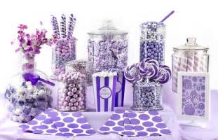 Winter Wonderland Themed Baby Shower by Purple Candy Buffet Oh Nuts 174
