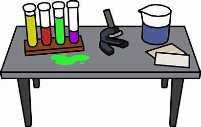 Clipart Lab Desk Laboratory Transparent Webstockreview Boss