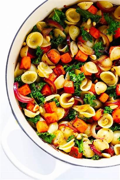 Vegetarian Dinner Recipes Pasta Potatoes Recipe Vegetable