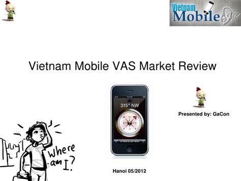 Mobile Vas by Mobile Vas Market Review