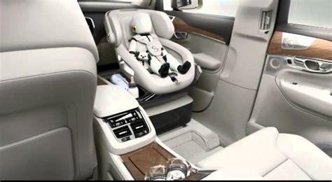 Volvo Xc90 Child Safety Seat 2016