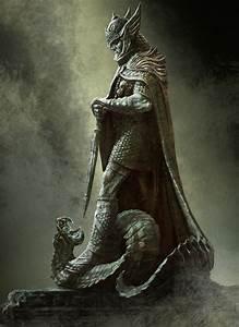 Shrine of Talos- Concept Art - Elder Scrolls V : Skyrim ...