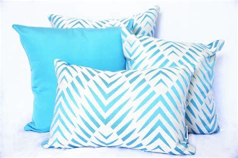 palm cove turquoise outdoor interiors outdoor cushions