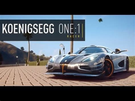 koenigsegg one 1 top speed need for speed rivals koenigsegg one racer top speed