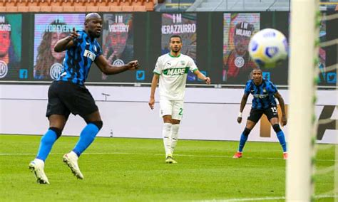 Serie A: Lukaku helps Inter move 11 points clear with ...