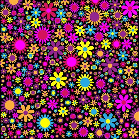 Flower Background Floral Wallpaper Background Flowers Free Stock Photo