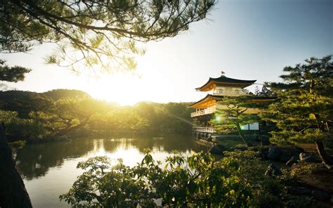 Dusk In The City Of Kyoto Japan Wallpapers And Images