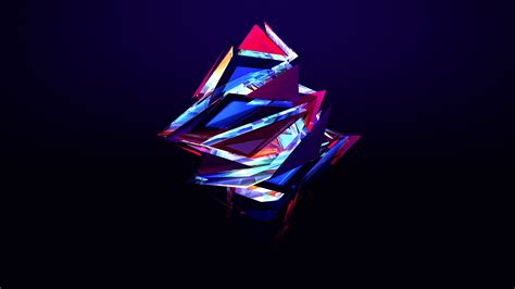 Abstract Triangles Wallpapers  Hd Wallpapers  Id #19485