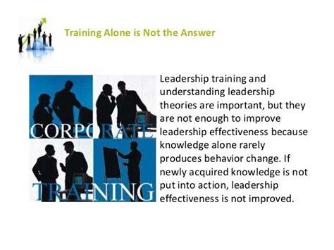 leadership development challenge