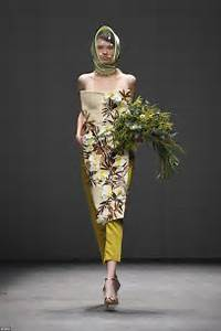 Melbourne Fashion Week models storm the runway with veils ...