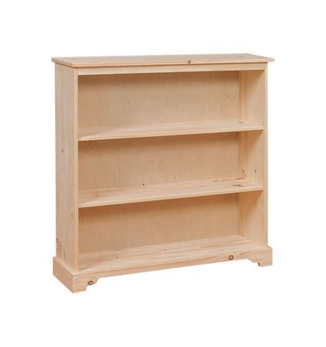 Primitive Bookcases by 42 Inch Primitive Bookshelf Wood You Furniture
