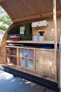 kitchen counter design ideas our teardrop trailer us route 89