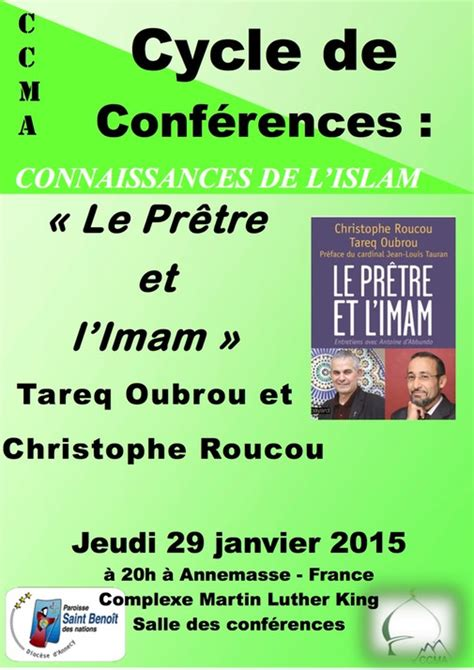 salle martin luther king annemasse conf 233 rence 171 le pr 234 tre et l imam 187 place martin luther king complexe martin luther king salle