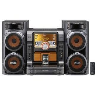 Sony Stereo Shelf System | LBTZX66I | Audio Systems ...