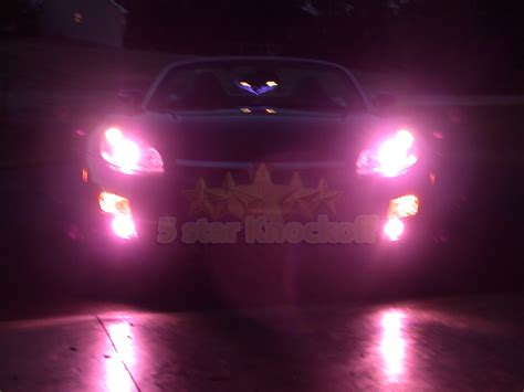 hid fog lights upgrade h3 12000k xenon usa purple fog lights slim