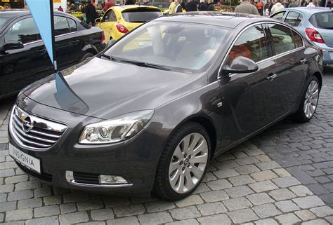 Opel Insigna by Opel Insignia Wikip 233 Dia