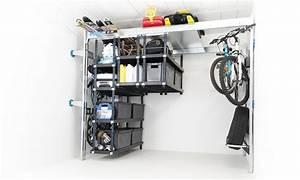 Rangement Plafond Garage : rangement v lo garage comment ranger son v lo dans un garage lodus ~ Melissatoandfro.com Idées de Décoration