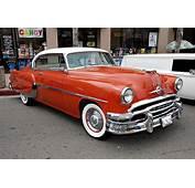 1954 Pontiac  Star Chief Hardtop Coupe