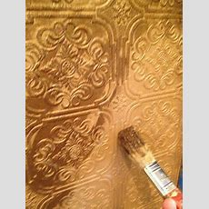 25+ Best Ideas About Painting Over Wallpaper On Pinterest