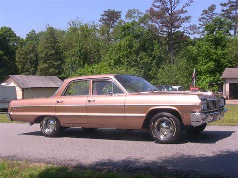Chevrolet Dealers Nc 1964 chevrolet impala stock a122 for sale near cornelius