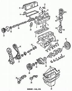 1988 Ford 2 3l Engine Diagram