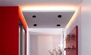 Decke Abhängen Beleuchtung : decke abh ngen beleuchtung erstaunlich auf kreative deko ideen oder led indirekte f rs ~ Markanthonyermac.com Haus und Dekorationen
