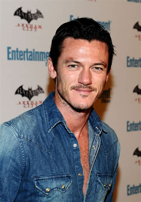 Luke Evans In Entertainment Weeklys 5th Annual Comic Con