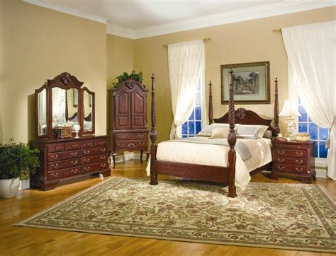 Mahogany Bedroom Furniture1  My Home Style