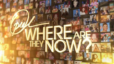 Oprah: Where Are They Now?: New Season Coming in January ...
