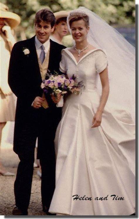 wedding  lady helen windsor  tim taylor  st