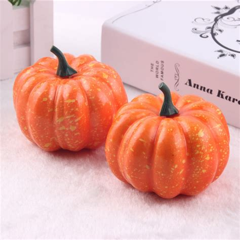 online buy wholesale foam large artificial pumpkins from