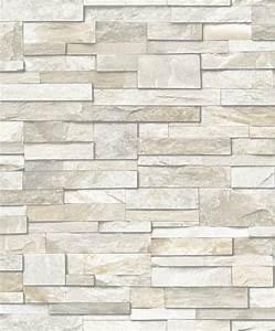 Tapeten 3d Steinoptik : tapete vlies grandeco exposed stein optik 3d stein mauer grau beige pe 08 03 5 ebay ~ A.2002-acura-tl-radio.info Haus und Dekorationen