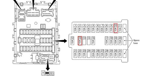 Infiniti Fuse Box Diagram Online Wiring