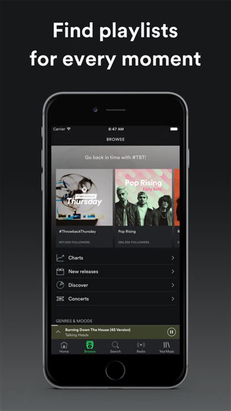 spotify premium free iphone spotify