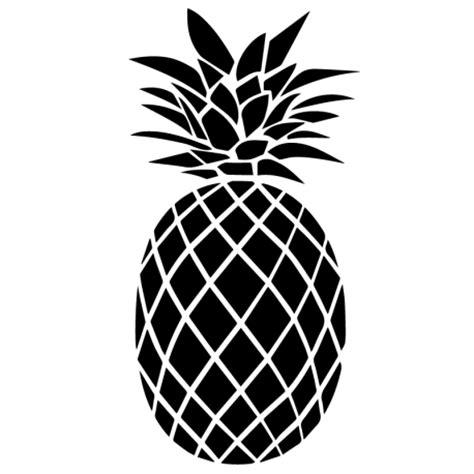 chambre deco nature sticker ananas stickers pas cher stickez com