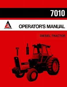 Allis-chalmers 7010 Diesel Tractor