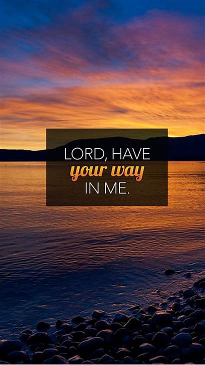 Christian Mobile Way Phone Iphone Scripture Wallpapers