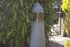 Leuchtturm Für Den Garten : design pollerleuchte leuchtturm feuerverzinkt von focus pharos ~ Frokenaadalensverden.com Haus und Dekorationen