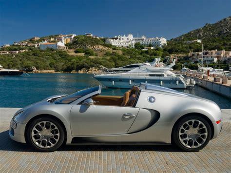 2010 Bugatti Veyron Grand Sport Wallpaper