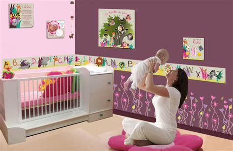 décorer la chambre de bébé decoration chambre bebe fille originale