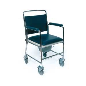 allardyce healthcare toileting 187 mobile commode chair