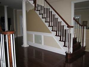 Stair railing material options toms river nj patch for Stair railings