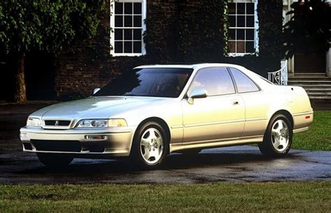 acura legend coupe nigel sylvesters  favorite